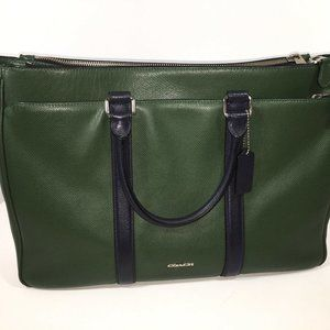 Authentic Coach Perry Metropolitan Tote